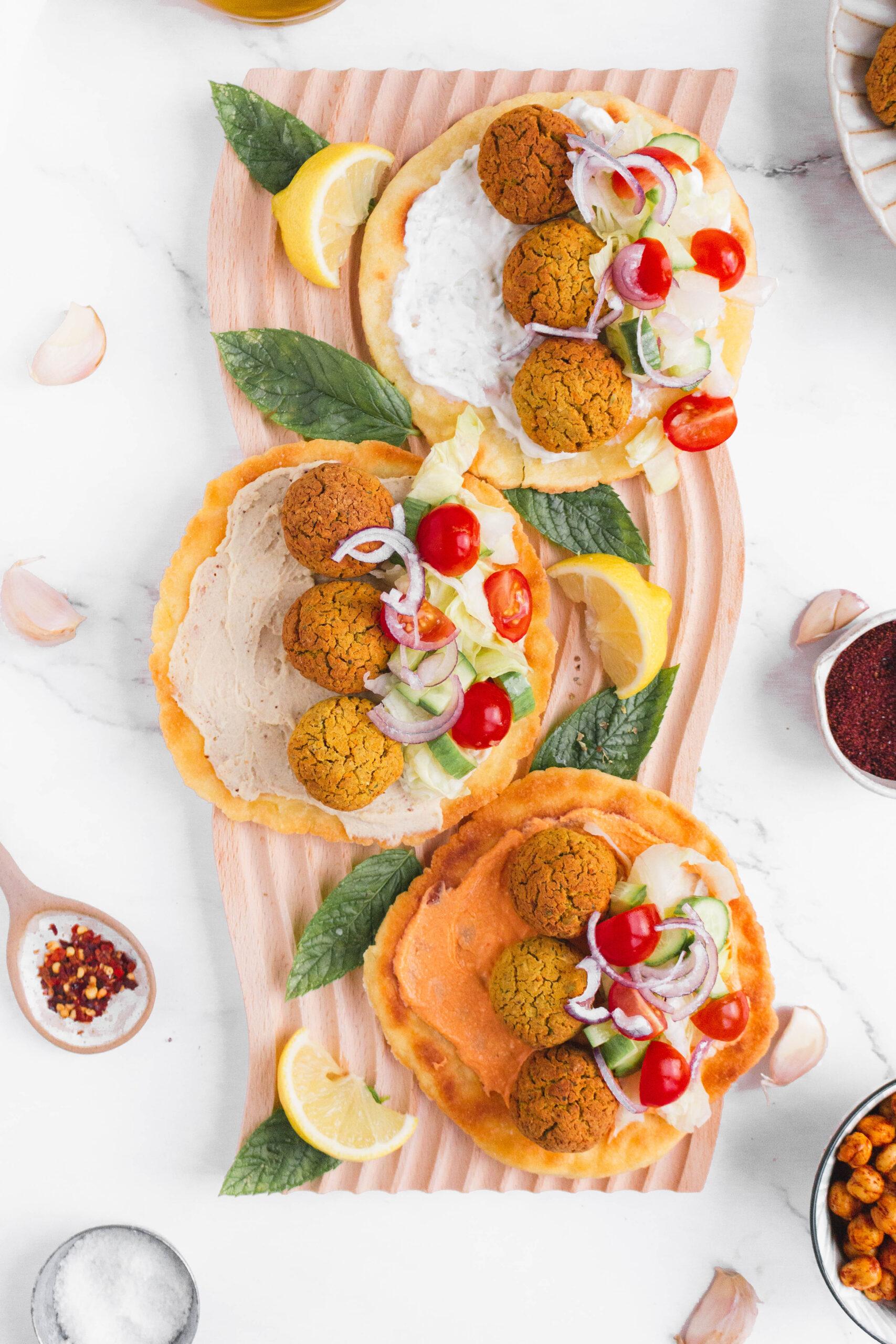 falafel serving